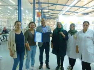 (Français) TUNISIE – CABLAGE INTERNATIONAL – Certification ISO 9001 version 2015 par Label Qualité