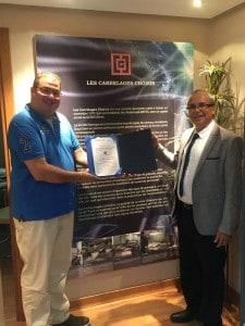 (Français) TUNISIE – CARRELAGES CHOISIS DE GABES – Certification ISO 9001 version 2015 par Label Qualité Système
