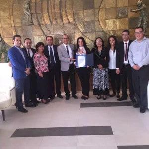 (Français) TUNISIE – GOLF ROYAL HOTEL – Certification ISO 9001 version 2015 par Label Qualité