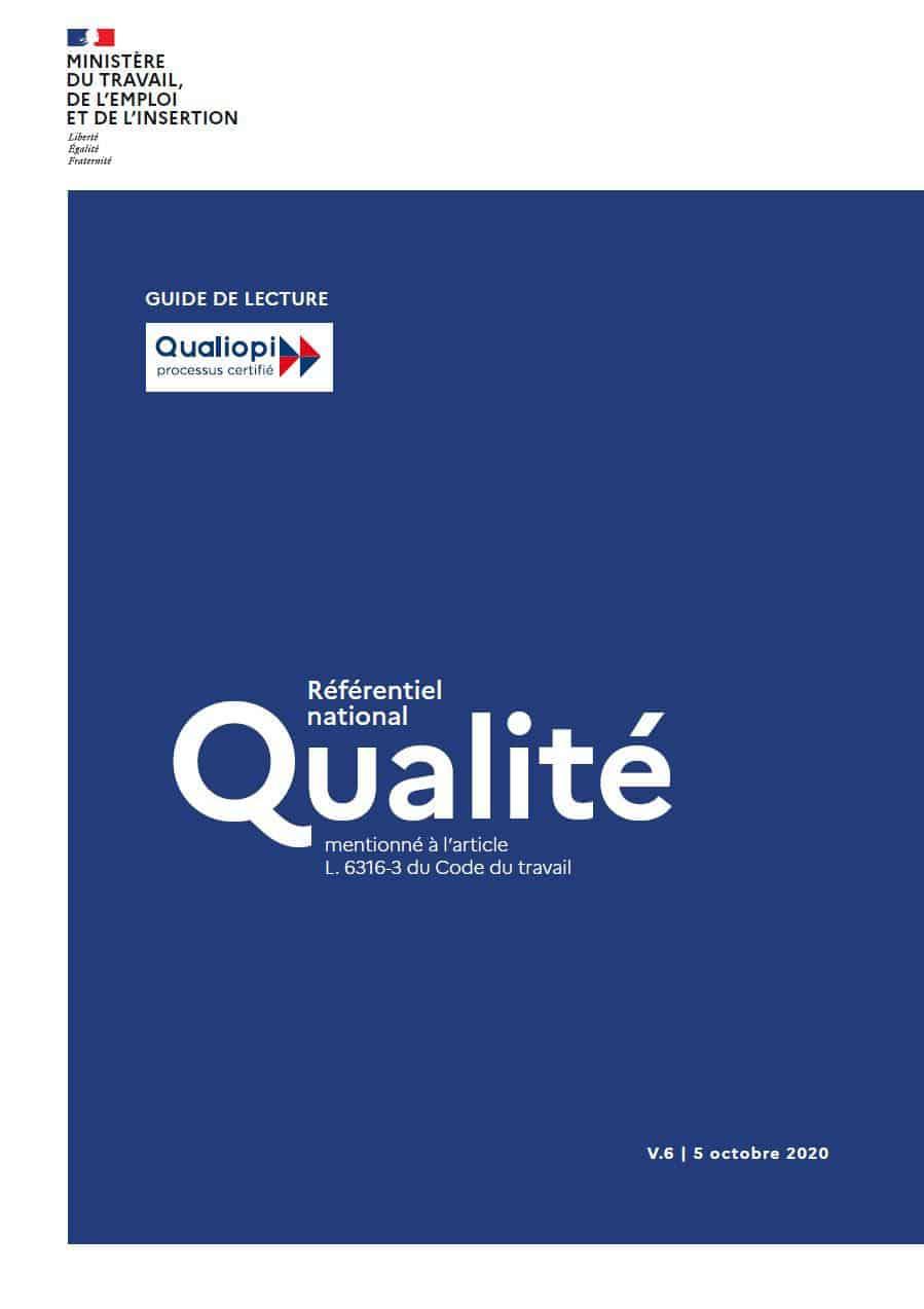 (Français) Publication de la version 6 du Guide de lecture et FAQ – 06/10/2020